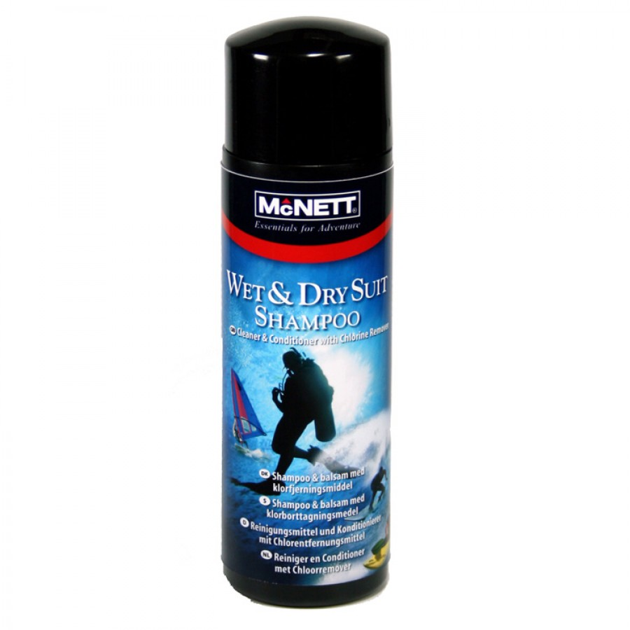 Wet & Dry suit shampoo McNett