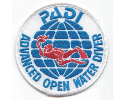 Padi Advances Open-Water Embleem