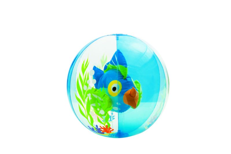 Intex strandbal aquarium