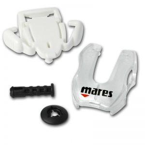 Mares reserve masker clip
