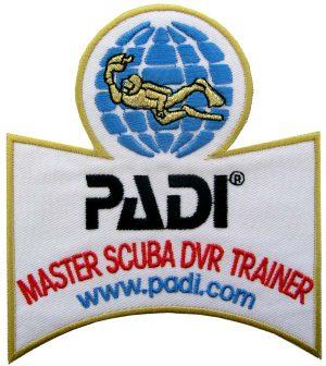 Padi Master Scuba Diver Trainer
