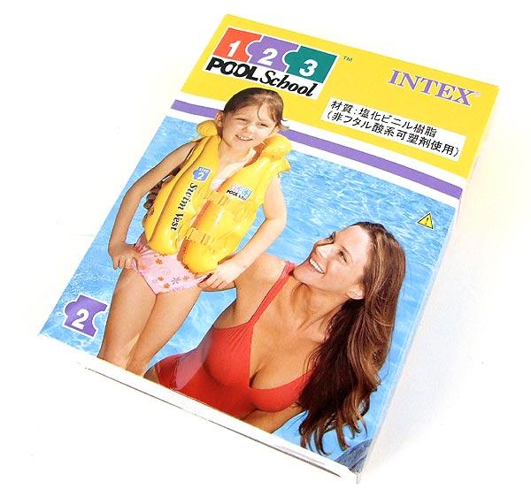 Intex Zwemvest Deluxe Pool School