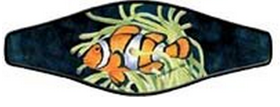 Strap Wrapper Anemonen vis