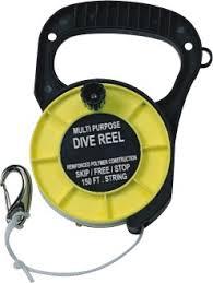 Dive reel plastic 45meter