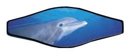Strap Wrapper Dolphin
