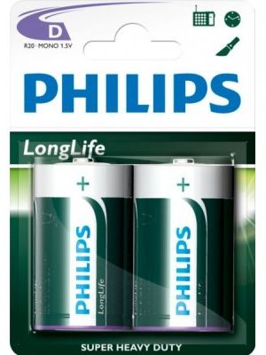 Philips longlife D