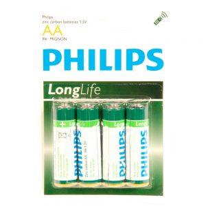 Philips longlife AA