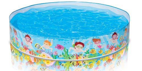 Intex kinder zwembad met harde rand