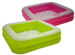 INTEX Play box zwembad (kinder zwembad) 57100NP