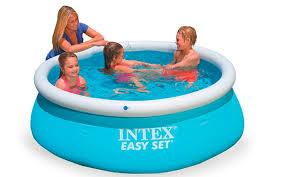 intex easy set 1.83 cm doorsnee 28101