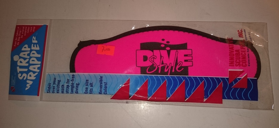 Strap Wrapper DiveStyle