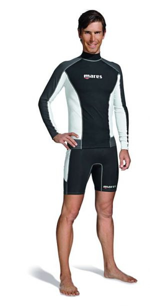 Mares Rash Guard TRILASTIC L-SLEEVE man