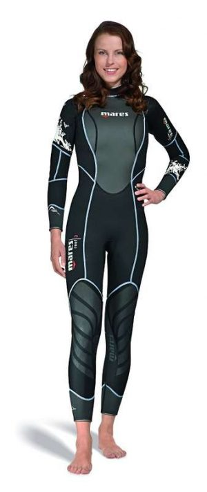 Mares Wetsuit REEF 3 she dives