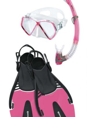 Mares Set CORAL PIRATE