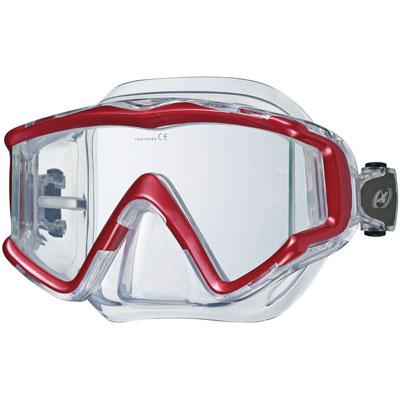 Vision plus masker met zijvenster