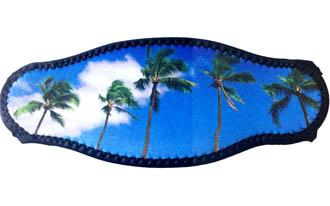 Strap wrapper palmbomen
