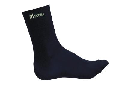 XS Scuba Lycra Socks