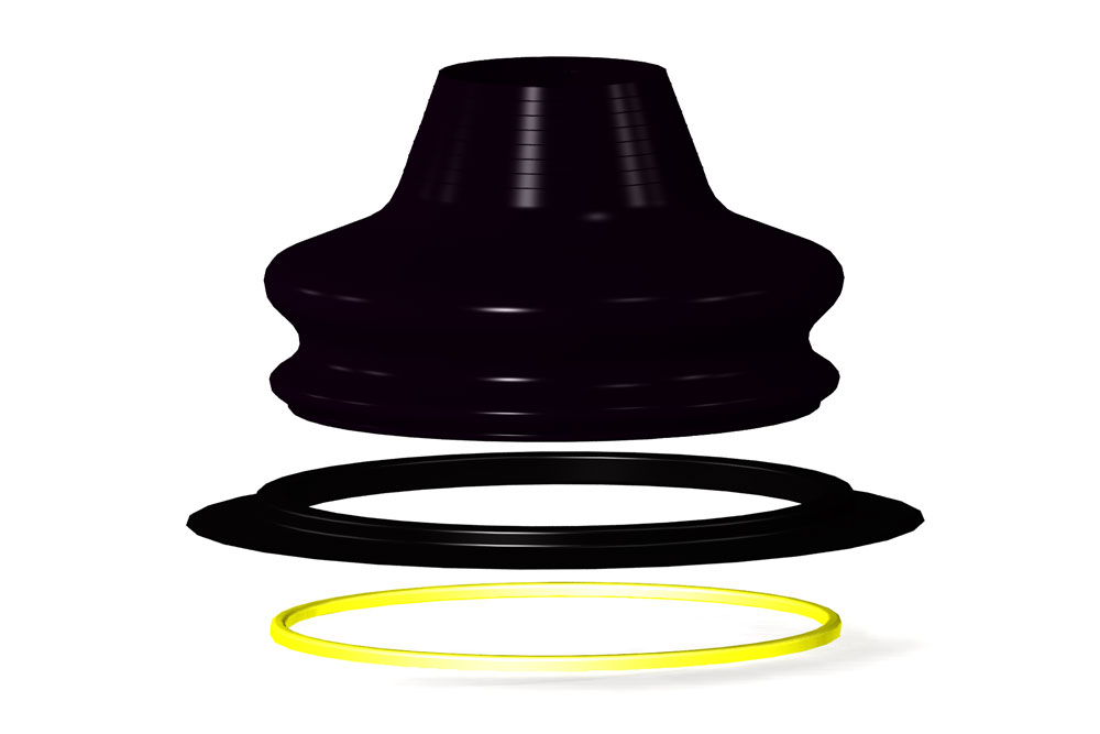 Si Tech Neck seal