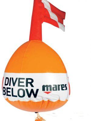 Mares Standaard Marker Buoy
