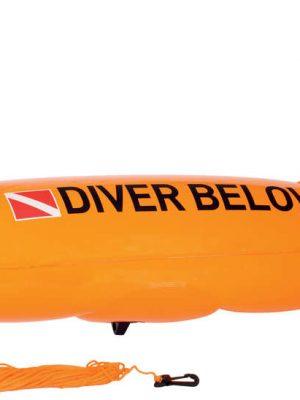 Mares Standard Marker Buoy