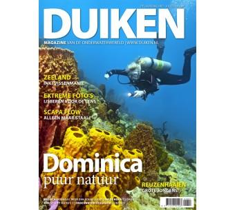 Duiken Magazine 27E jaargang NR.7 - Juli 2016