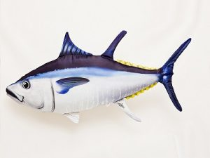 Geelvin Tonijn (Yellowfin Tuna)