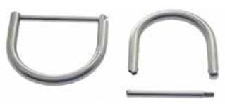 D-Ring Mat met Schroef 40mm