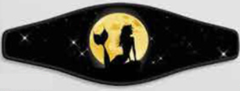 "Strap Wrapper ""Moon Mermaid"""