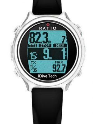 Ratio iDive Tech + duikcomputer