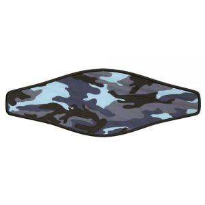 Strap Wrapper - Camo Blue
