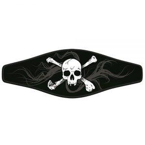 Strap Wrapper Skull Crossbones