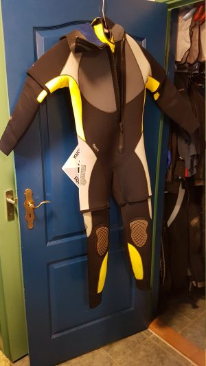 2de hands - Mares Thermic Evolution Wetsuit